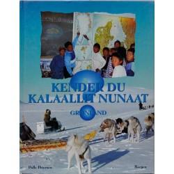 Kender du Kalaallit Nunaat Grønland