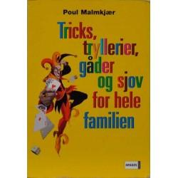 Tricks - tryllerier - gåder og sjov for hele familien
