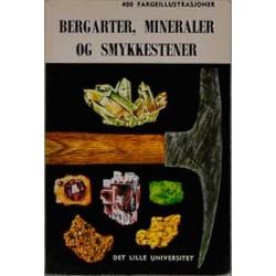 Bergarter - mineraler og smykkestener