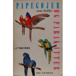 Papegøjer og parakitter som hobby