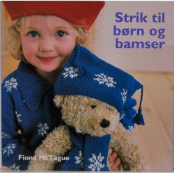 Strik til børn og bamser