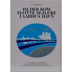 Da der kom flotte sejlere i Århus havn