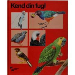 Kend din fugl