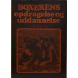 Boxerens opdragelse og uddannelse