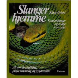 Slanger hjemme