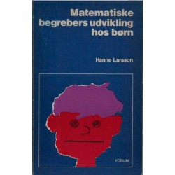 Matematiske begrebers udvikling hos børn