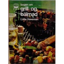 Bogen om grill og bålmad
