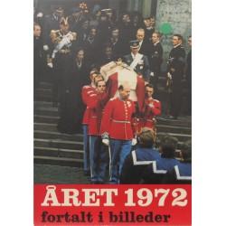Året fortalt i billeder 1972