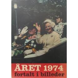 Året fortalt i billeder 1974