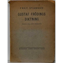 Gustav Frödings diktning