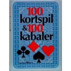 100 kortspil og 100 kabaler