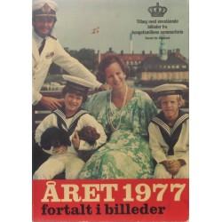 Året fortalt i billeder 1977