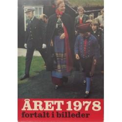 Året fortalt i billeder 1978