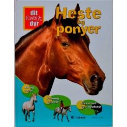 Heste og ponyer