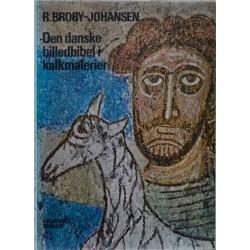 Den danske billedbibel i kalkmalerier