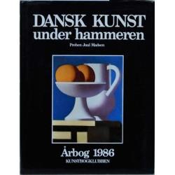 Dansk kunst under hammeren