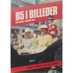 Året fortalt i billeder 1985