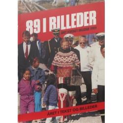 Året fortalt i billeder 1989