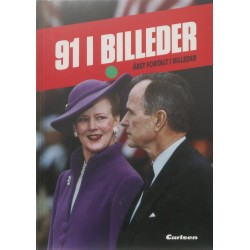 Året fortalt i billeder 1991