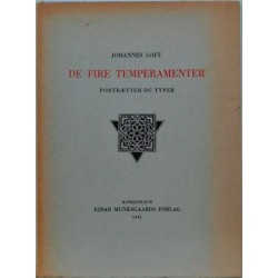 De fire temperamenter