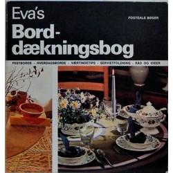 Evas Borddækningsbog