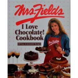 I Love Chocolate! Cookbook