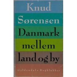 Danmark mellem land og by