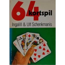 64 kortspil