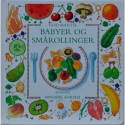 God mad til babyer og smårollinger