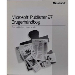 Microsoft Publisher 97 Brugerhåndbog