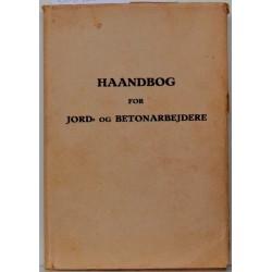 Haandbog for Jord- og Betonarbejdere