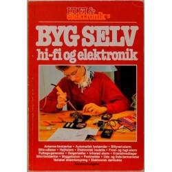 Byg selv hi-fi elektronik