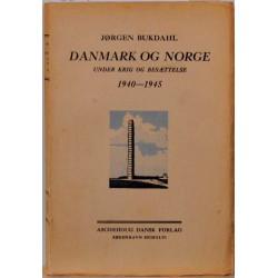 Danmark og Norge. Under krig og besættelse