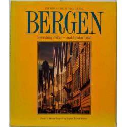 Bergen. Byvandring i billeder