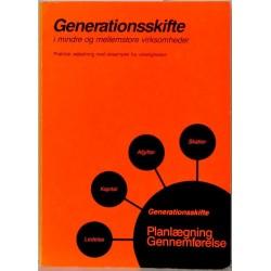 Generationsskifte