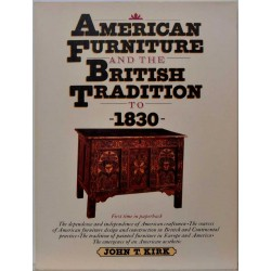 American Furniture and the British Tradition to 1830