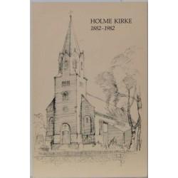 Holme Kirke 1882-1982