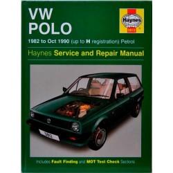 VW Polo. Haynes Service and repair Manual