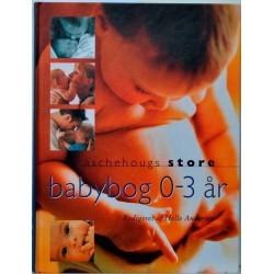 Aschehougs store babybog 0-3 år