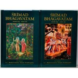 Srimad Bhagavatam niende bog. Del 1+2.