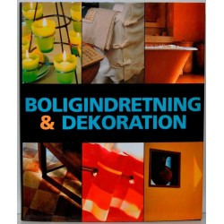 Boligindretning og dekoration