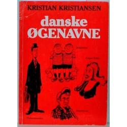 Danske øgenavne