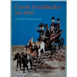 Dansk bondekultur før 1900
