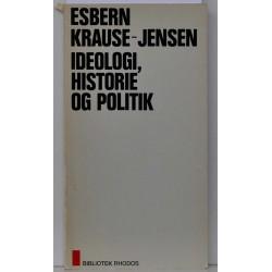 Ideologi historie og politik