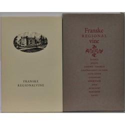 Franske Regional vine (i kassette)