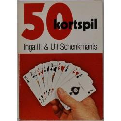 50 kortspil