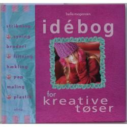 Idébog for kreative tøser