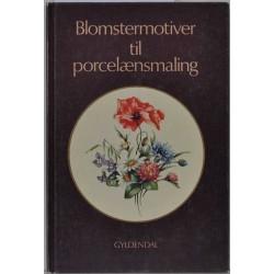 Blomstermotiver til porcelænsmaling