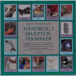 Håndbog i skulpturteknikker