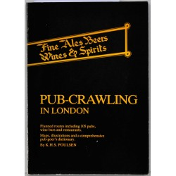 Pub-crawling in London